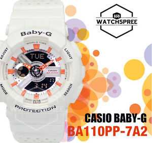 Casio-Baby-G-New-BA-110-Punching-Pattern-Series-Watch-BA110PP-7A2-AU-FAST-amp-FREE