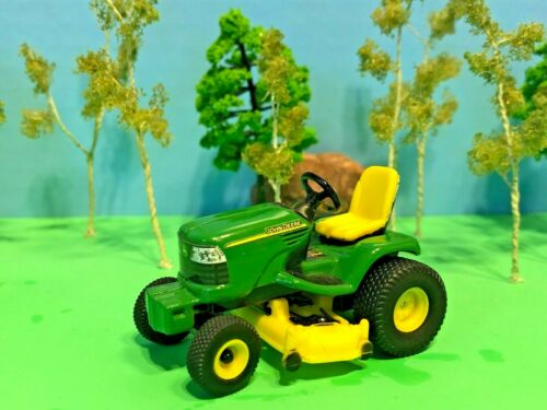 Riding Tractor ERTL Quality John Deere With Lawn Mower Deck Very Cool