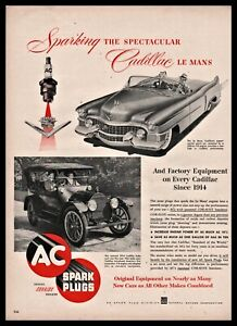 1953-CADILLAC-Le-Mans-Convertible-Experimental-Concept-Car-AC-Spark-Plugs-AD