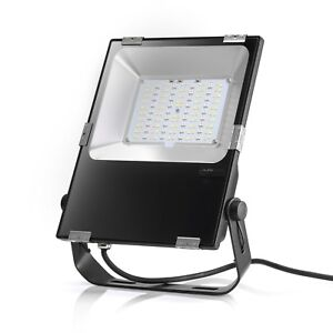 Details About Auraglow Ip65 50w Outdoor Remote Controlled Rgbw Colour Changing Led Flood Light