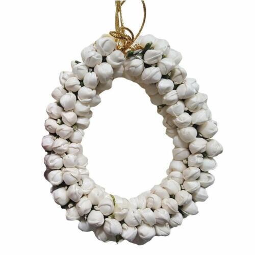 Jasmine Flower Hair Accessories White