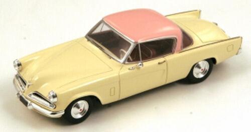 Spark Model 1 43 S2955 Studebaker Champion 1953 Yellow Red NEW