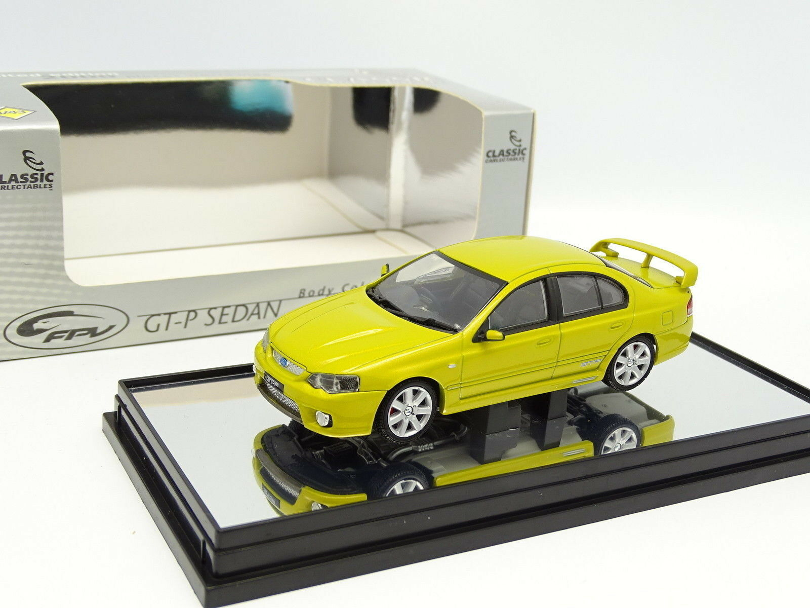 Classic Collectable 1 43 - Ford Falcon FPV GTP Sedan Acid Rush