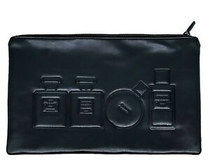 CHANEL-COSMETIC-MAKEUP-BAG-POUCH-CLUTCH-black-le-2016-VIP-GIFT
