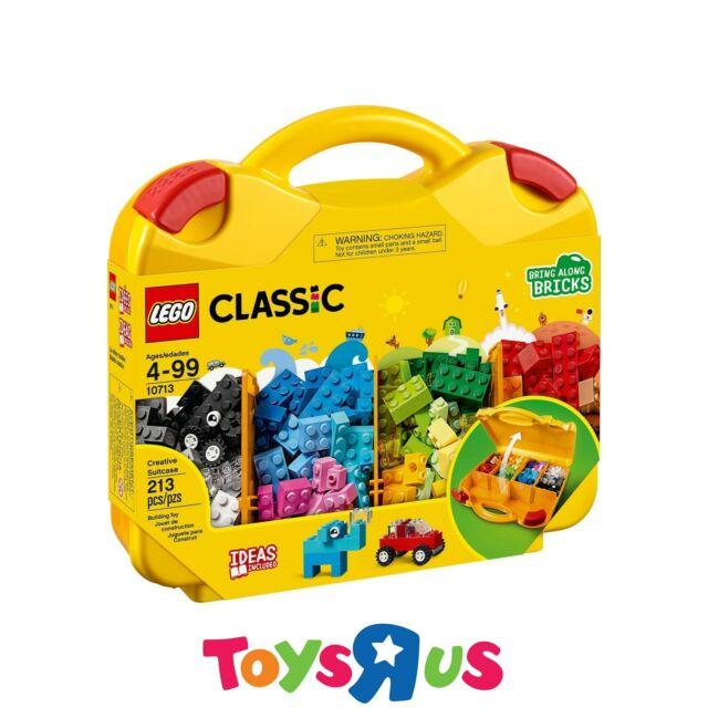 LEGO *DAMAGED BOX* 10713 Classic Creative Suitcase (BRAND NEW SEALED)