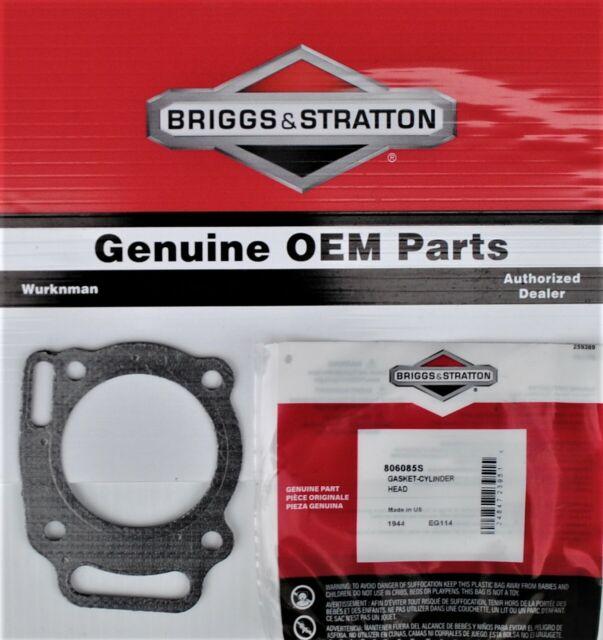 BRIGGS CYLINDER HEAD GASKET  PART# 806085S