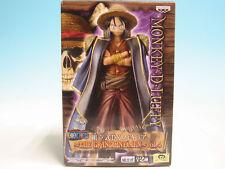 One Piece DX Figure THE GRANDLINE MEN vol.4 Luffy Banpresto