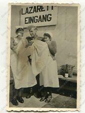 Foto, Schwestern des Res.Kriegslazarett II, Lubartowska-Schule, Lublin, f (W)122