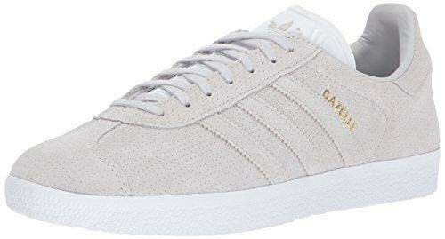 Adidas Originals BZ0027 Gazelle Sneaker,Grey ONE Grey ONE Metallic gold,12 M US