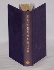 ESSENTIAL THINKERS: NIETZSCHE, Selections, Barnes & Noble 2005, Hardbound Mini
