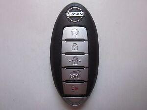 Image Is Loading Oem 2017 2018 Nissan Rogue Smart Key Keyless