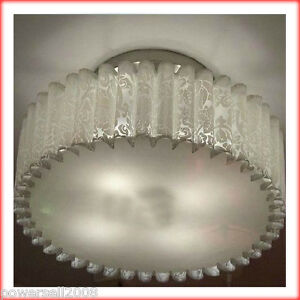 34-Simplicity-White-Acrylic-Diameter-50cm-5-Bulbs-Decorative-Ceiling-Light