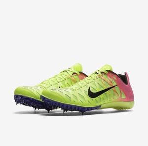 reputable site 9ca3c e6638 Image is loading Nike-Zoom-Maxcat-4-OC-Sprint-Spike-Volt-