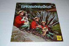 Trio Los Ticos~Tipicas Con Los Ticos~Alta Fidelidad~IMPORT~FAST SHIPPING