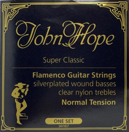 Saiten für Flamencogitarre Nylon John Hope JH107 Super Flamenco