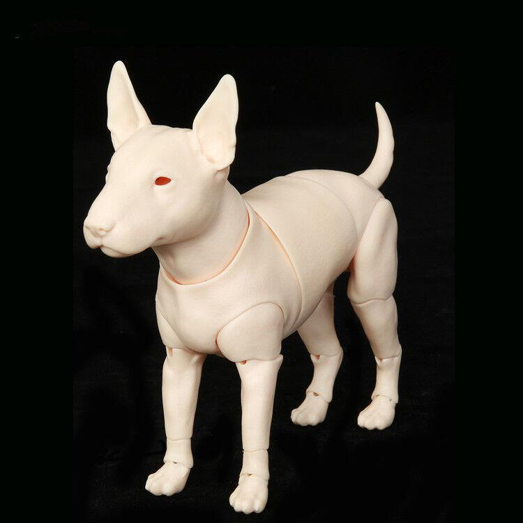 1 6 BJD SD muñeca Toro perro mascota de la muñeca-no maquillaje