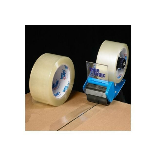 Tape Logic #350 Industrial Tape 36//Case 2 x 55 yds 3.5 Mil Clear