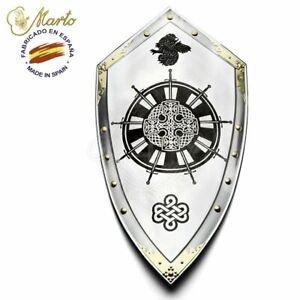 New Functional Medieval shield King Arthur shield Knight Armor shield