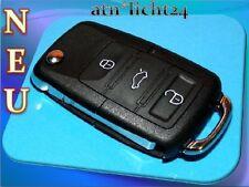 3T Schlüssel Gehäuse Klappschlüssel VW Passat 3B 3BG B5 T5 Sharan Touran Touareg