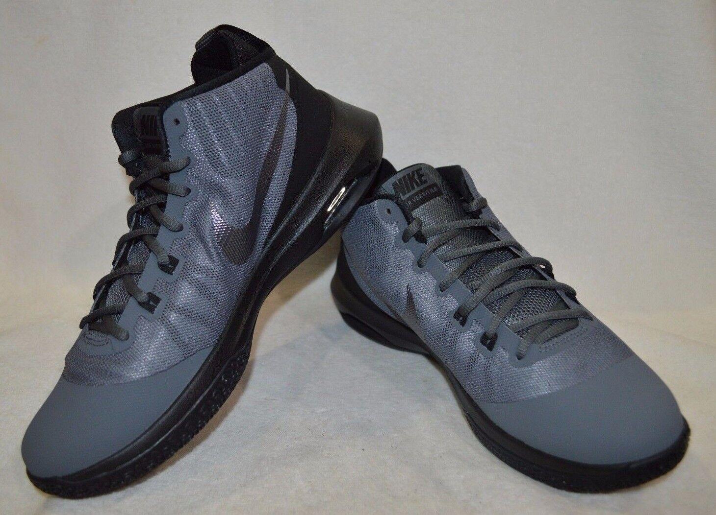 Versitile NBK Negro/Nike Air Dk Gris De Hombre Zapatos De De Zapatos Baloncesto-tamaños surtidos Nueva con caja ce52b3
