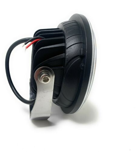 "2 4X4 OFF ROAD 5.75/"" UNIVERSAL DRIVING LAMPS FOG LIGHTS SET KIT LED FLOOD"