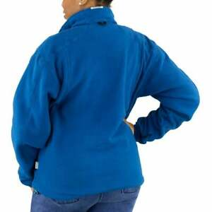 River-039-s-End-Microfleece-Jacket-Athletic-Outerwear-Blue-Womens