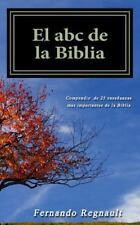 El Abc de la Biblia by Fernando Regnault (2013, Paperback)