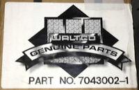 Waltco Super Duty Motor 7043002-1 (old P/n 10099403 & 10099400) Lift Gate