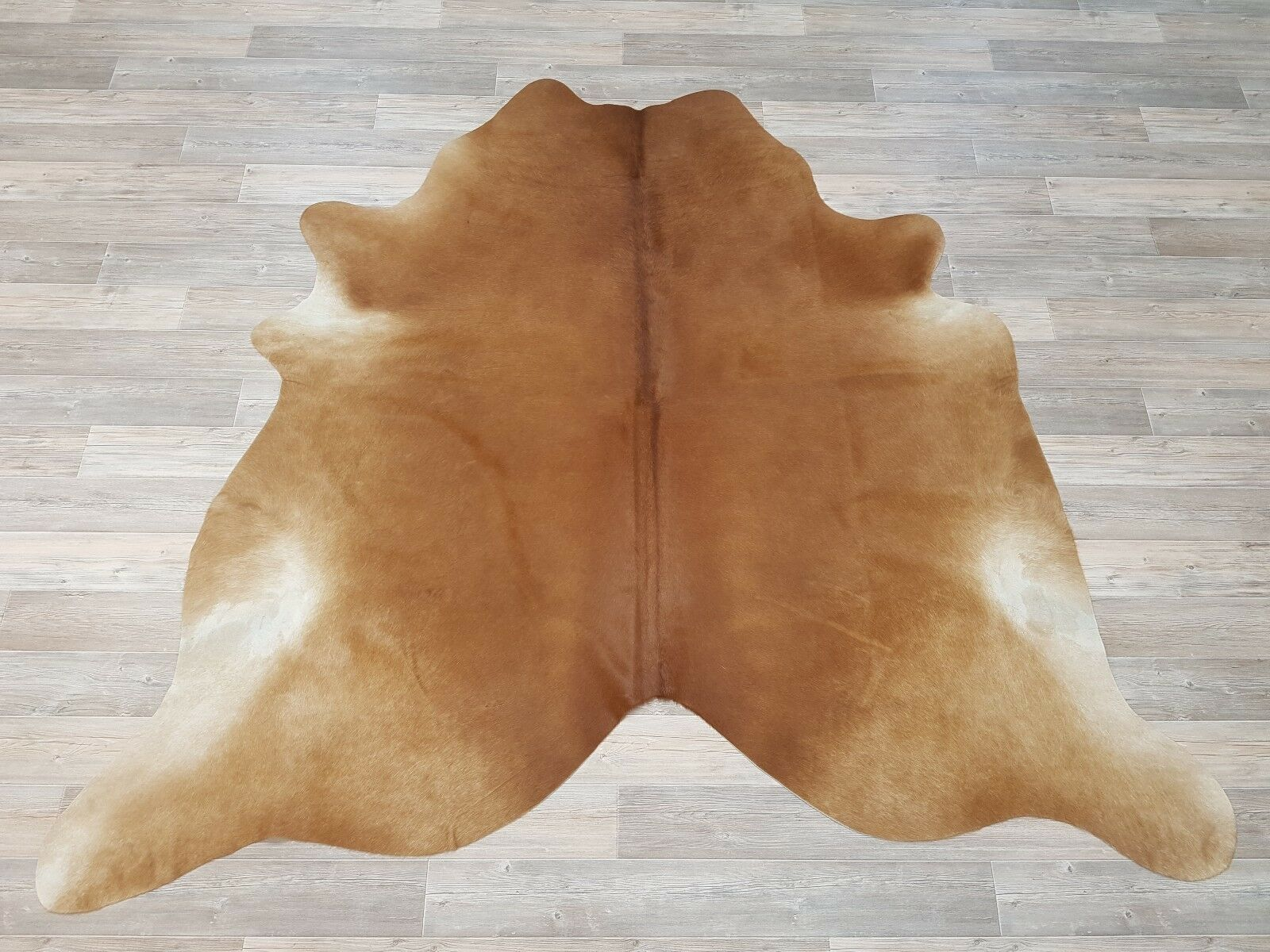 XXL Kuhfell Rinderfell Stierfell aus Brasilien Echtfell ca. 200x210cm 69