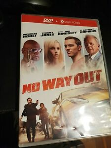 DVD-No-Way-Out-Nicholas-Hoult-Felicity-Jones-Anthony-Hopkins-Ben-Kingsley
