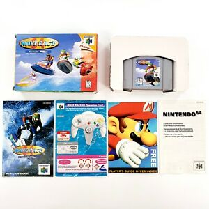 Wave-Race-64-Nintendo-64-1996-Authentic-Complete-In-Box-Tested-amp-Works