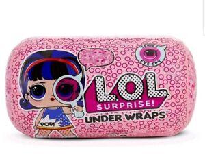 LOL SURPRISE UNDER WRAPS Series 4 Big Sisters Doll Capsule  L.O.L NEW