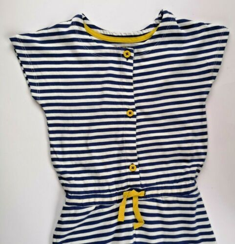 MINI BODEN CUTE STRIPE OR LIBERTY DITSY FLOWER LONG PLAYSUIT ALL IN-ONE 2-12