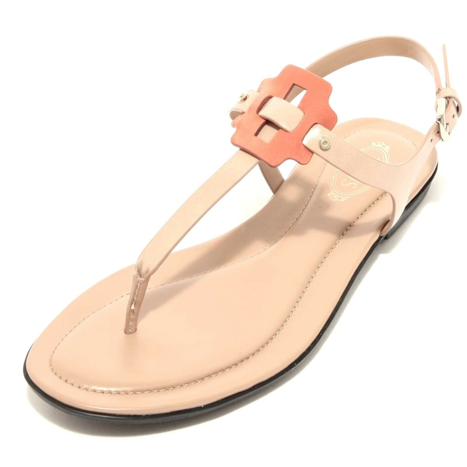 96611 Flip Flop TOD's läder gummiskor Sandal kvinna skor skor skor  spara 50% -75% rabatt