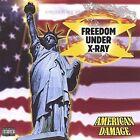 American Damage by Freedom Under X-Ray (CD, Mar-2004, FigRock/Kronic)