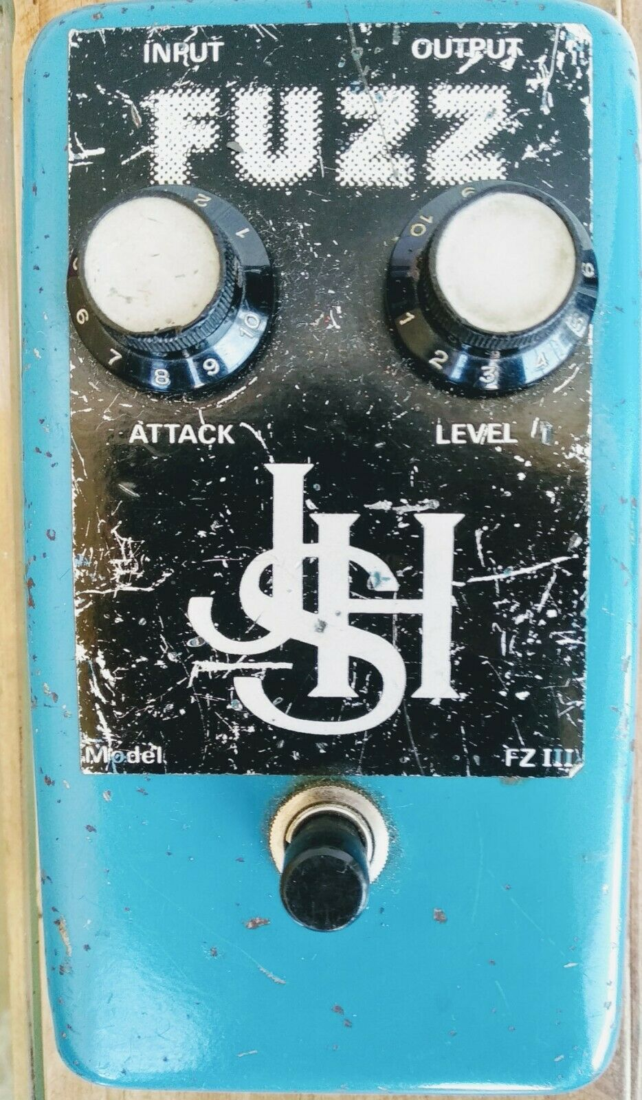 Vintage JHS Fuzz FZ III Very good condition for its age