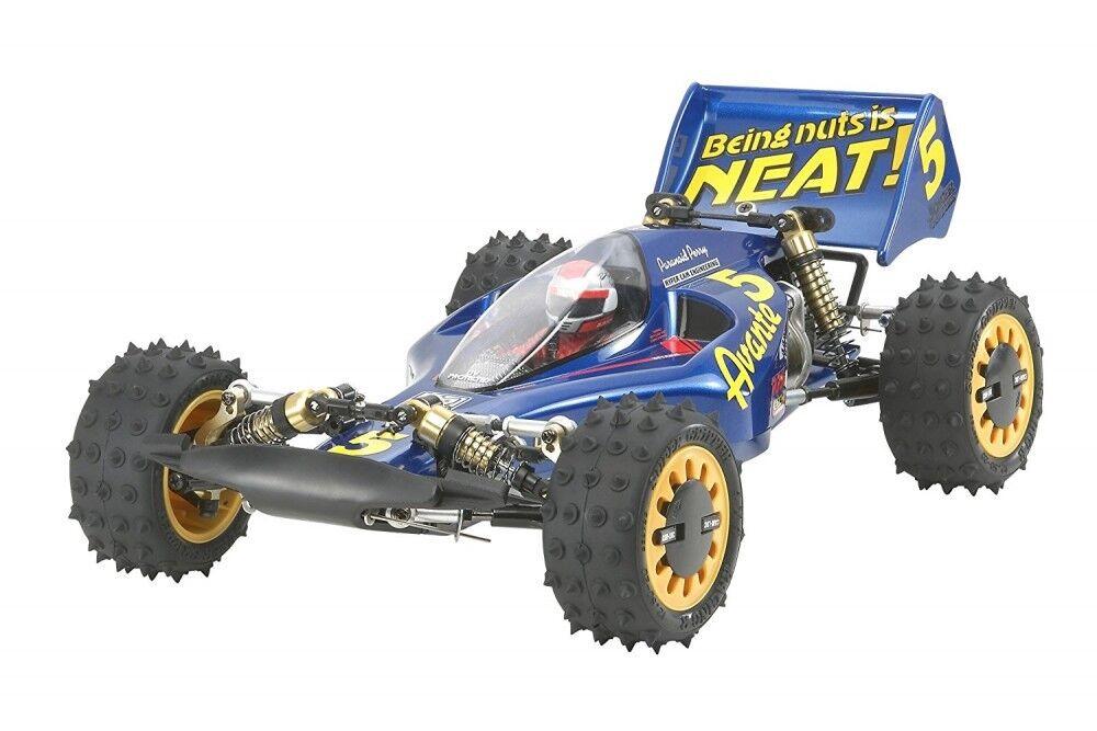 Nuevo Tamiya 58489 4Wd Racer Avante 2011 1 10 Kit Completo Con Rodamientos de bolas de Japón