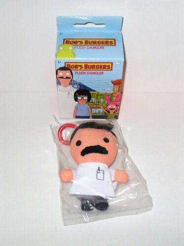 BOB/'S BURGERS PLUSH DANGLER SINGLE LOOSE BOB