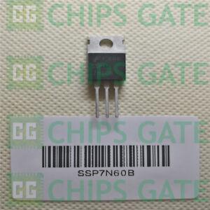 5PCS-SSP7N60B-Encapsulation-TO-220-600V-N-Channel-MOSFET