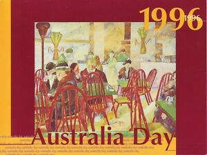 Australia-Post-Design-Set-MNH-Decimal-1996-Australia-Day