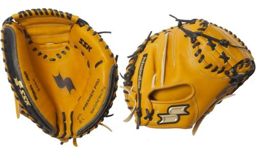 "SSK S1825C1P 33/"" Premier Pro Baseball Catchers Mitt"
