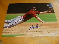 Nick Evans Arizona D'backs Signed/Auto 8x10 Photo  COA
