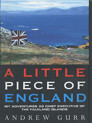 (Very Good)-A Little Piece of England (Hardcover)-Gurr, Andrew-1903402379