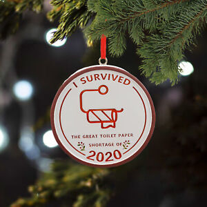 2020 Christmas Tree Shortage I Survived The Great Toilet Paper Shortage of 2020 Christmas Tree