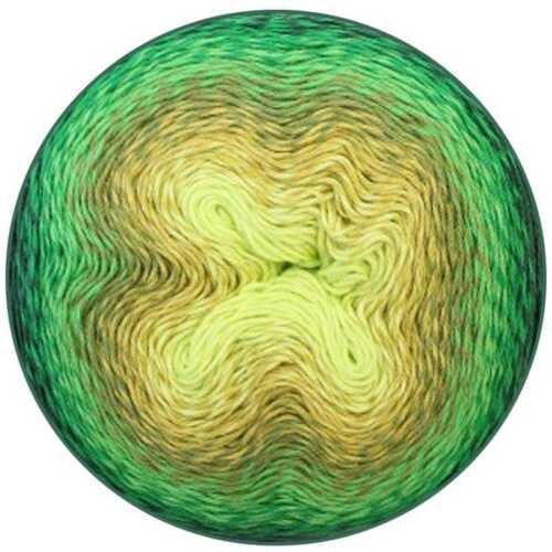 Scheepjes Yarns cotton blend Key Lime Pi :Whirl #780: