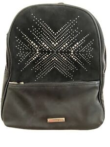 Steve-Madden-Madden-Girl-Mini-Black-Studded-Backpack-MSRP-58