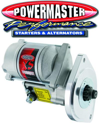 Natural Powermaster 9505 Big Block Ford XS Torque Starter 200 ft.-lb