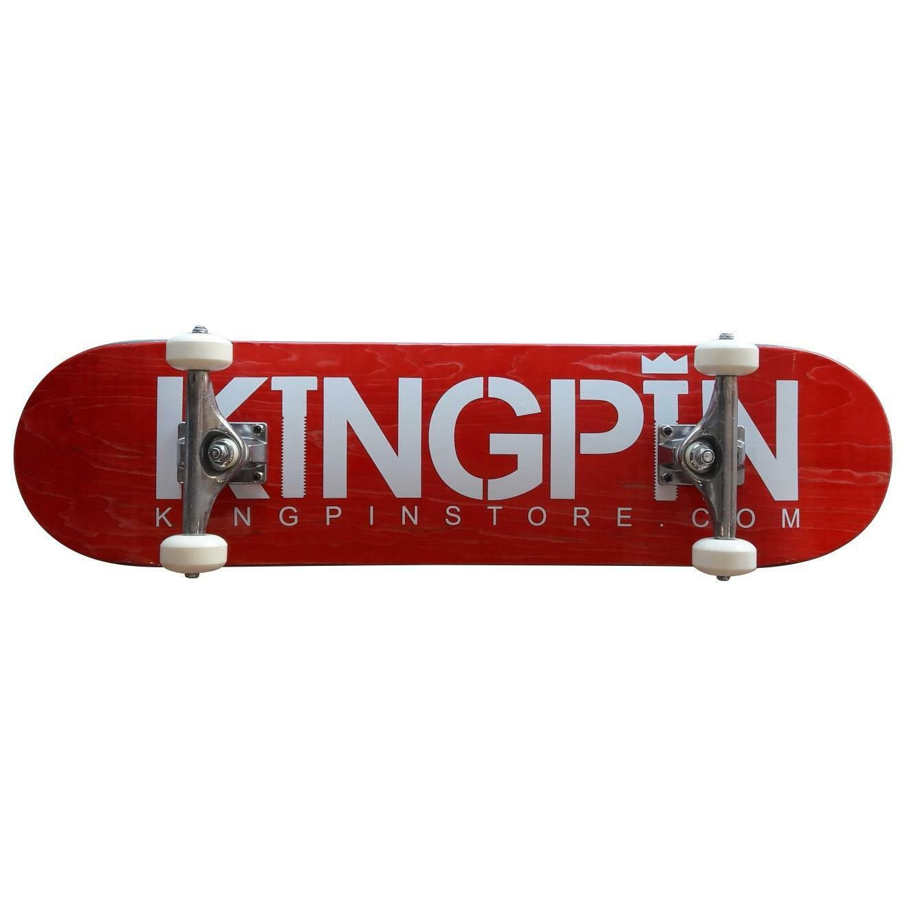 KINGPIN S  Supply Complete S board Red 7.875   FREE POST  order online