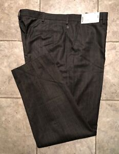 MURANO-Mens-Gray-Casual-Pants-Size-42-x-34-NEW-WITH-TAGS