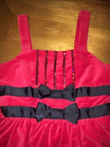 Sz 4 5 Harajuku Mini Red Black Velvet Tulle Dress Nwt Justice Sticker Valentine